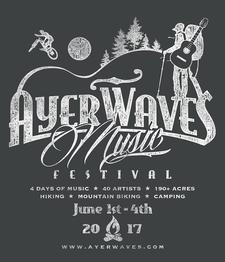 AyerWaves Entertainment  logo