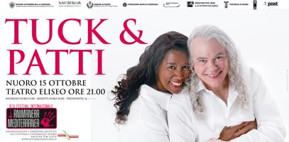 Tuck and Patti at Teatro Eliseo