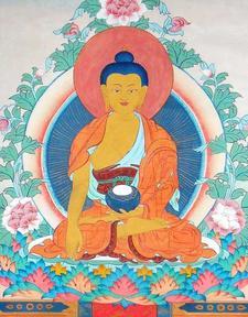 Sakya Buddhist Centre Bristol, UK. logo