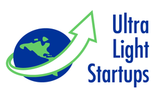 Ultra Light Startups® logo