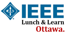 IEEE Ottawa Lunch and Learn logo
