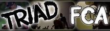 Triad FCA - Fellowship of Christian Athletes logo