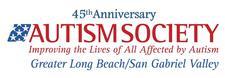 Autism Society Greater Long Beach/San Gabriel Valley/Orange County logo