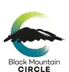 Black Mountain Circle logo