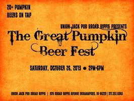 The Great Pumpkin Beer Fest