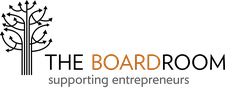 Kevin Sheldrake, The Boardroom logo