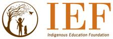 Indigenous Education Foundation logo