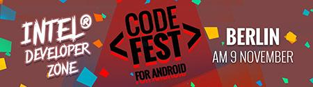 Intel® Developer Zone Codefest for Android