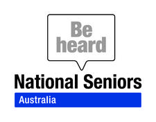 Capricornia National Seniors Australia (CNSA) logo