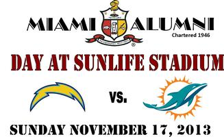 Miami Alumni Chapter Football Outing