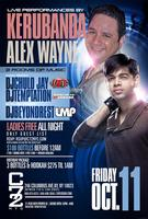 "Friday 10/11: C72 ""Latin Fridays"" w/ Live Performance..."