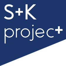 The S+K Project logo