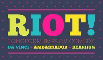Riot! Da Vinci + Ambassador + BearHug