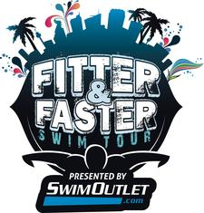 The Fitter and Faster Swim Tour Presented by SwimOutlet.com logo