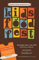 Kids Food Festival - Washington D.C. Fall 2013