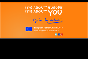European Citizens' Dialogue