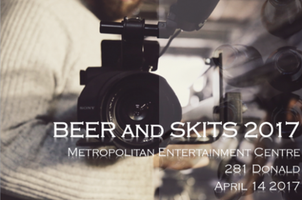 Beer and Skits 2017