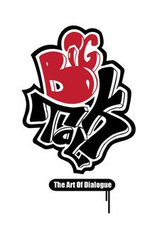 The Big Talk logo