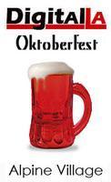 Digital LA - Oktoberfest @ Alpine Village (2013)