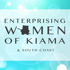 Enterprising Women of Kiama  logo