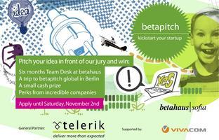 betapitch | Sofia November 2013