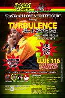 SizTree-Turbulence Birthday Bash and Show