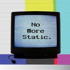 No More Static  logo