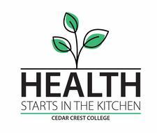 Allen Center for Nutrition - Health Starts in the Kitchen logo