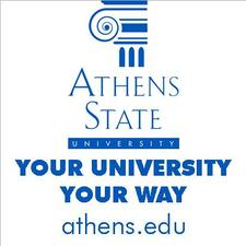Athens State University - University Advancement logo