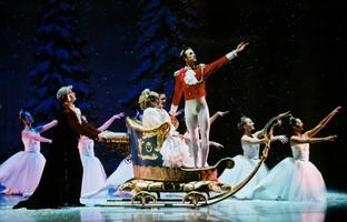 Bay Pointe Ballet Presents Bruce Steivel's The Nutcracker