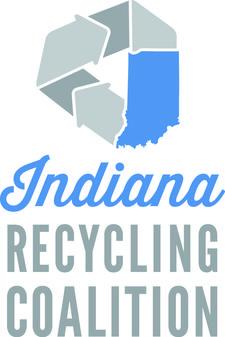 Indiana Recycling Coalition logo