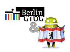 Berlin GTUG & Android in Berlin logo