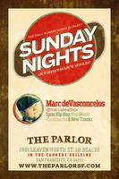 Sunday Nights at The Parlor