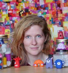 Brenda Dunn, Art in Jest logo