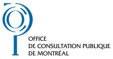 Office de consultation publique de Montréal logo