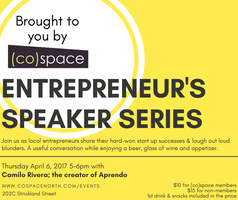 Entrepreneur's Speaker Series Featuring Mike Russo of...