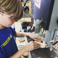 Maker Scouts for Homeschoolers: spring session