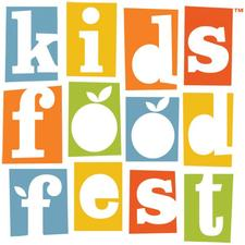 Kids Food Festival logo