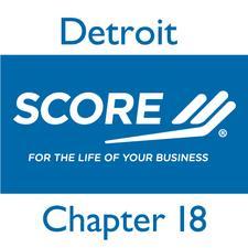 Detroit SCORE logo