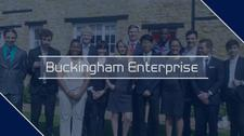 Buckingham Enterprise logo