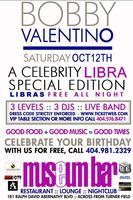 Saturday Night- Bobby Valentino at Museum Bar ATL