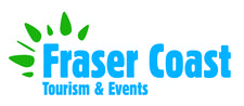 Fraser Coast Tourism and Events logo