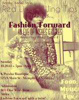 Fashion Forward: An Eve of Wishes & Cures