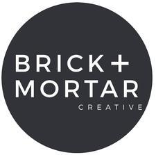 BRICK+MORTAR CREATIVE logo