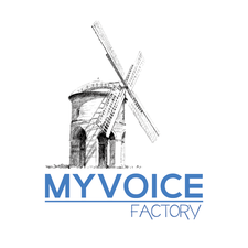 My Voice Factory logo