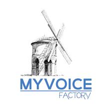 My Voice Factory logo