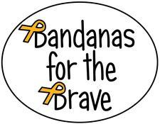 Bandanas For The Brave logo