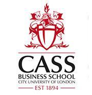 Aurore Hochard at Cass Business School logo