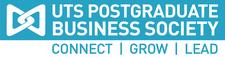 UTS Postgraduate Business Society logo