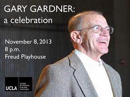 GARY GARDNER:  A CELEBRATION